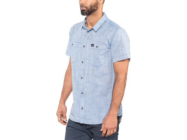 Jack Wolfskin Emerald Lake T-shirt Homme, ocean wave